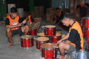jual drumband dan marching band