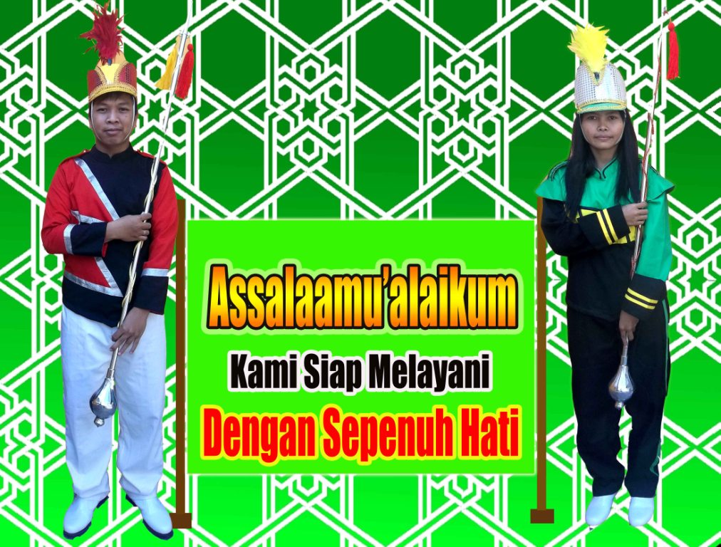 seragam drum band