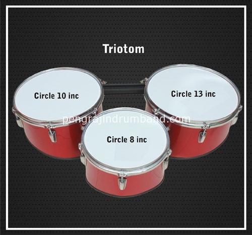 Trio tom
