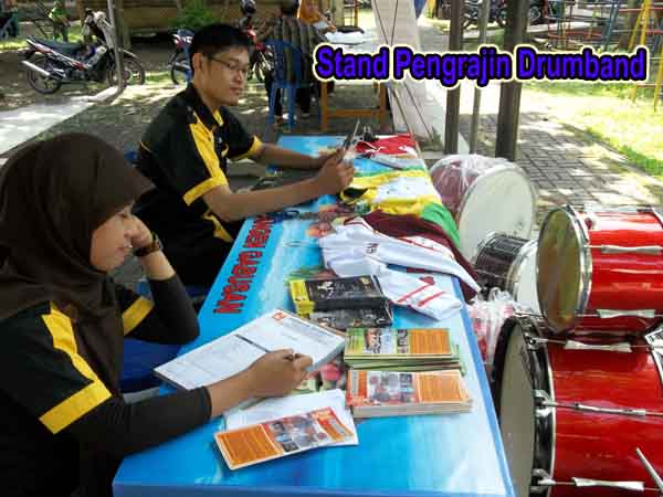 produsen alat musik drumband