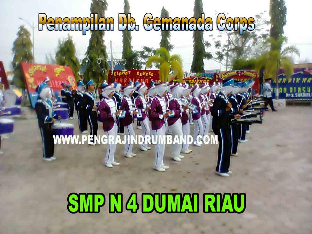 Pengrajin marchingband jual drumband di PIDIEA