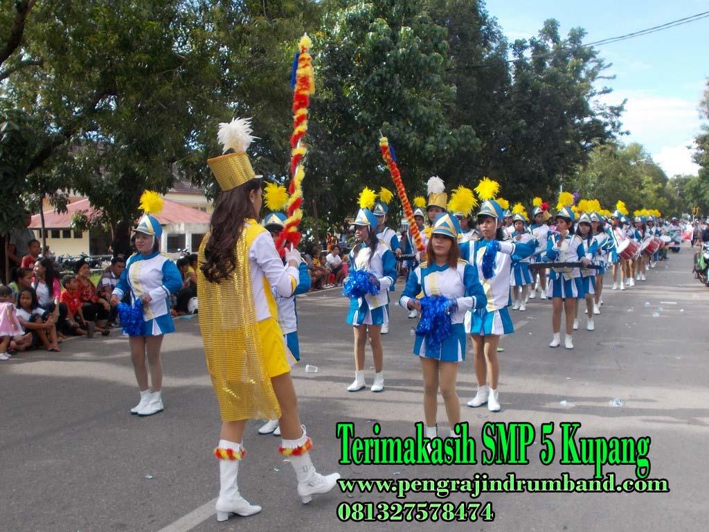 jual seragam drumband di KEDIRI