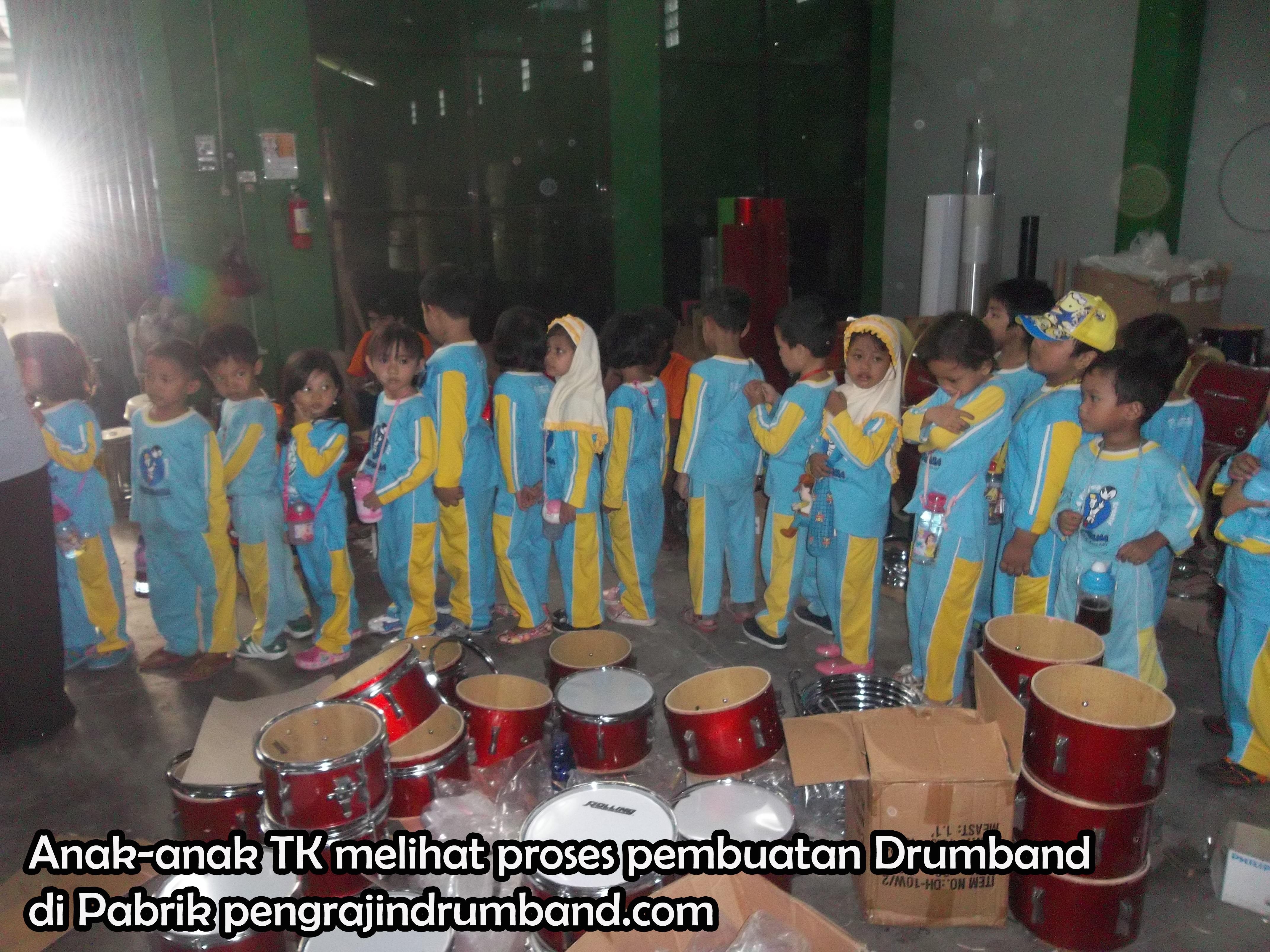 Jual seragam drumband