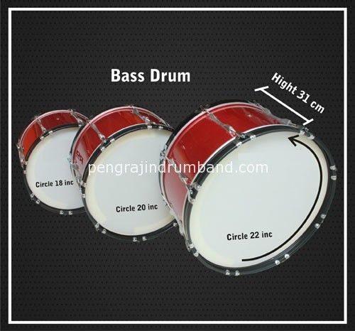 bass drum jogja