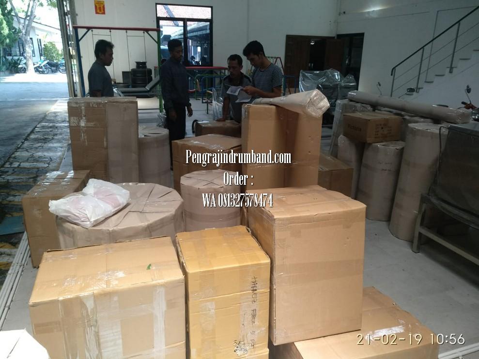 10jual alat drumband alat marchingband 081327578474 pengiriman