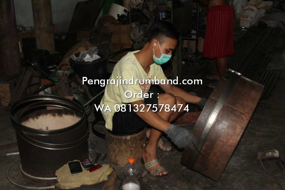 23jual alat drumband alat marchingband 081327578474 proses produksi