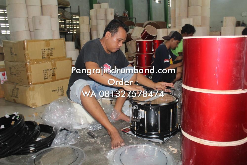 24jual alat drumband alat marchingband 081327578474 proses produksi