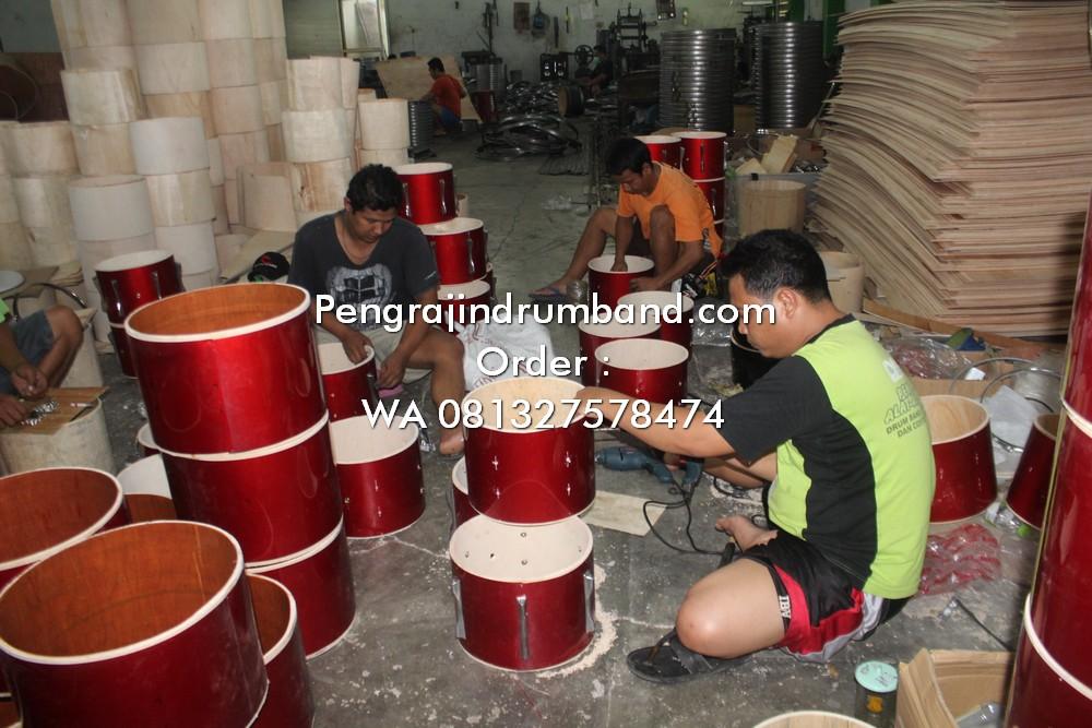 27jual alat drumband alat marchingband 081327578474 proses produksi