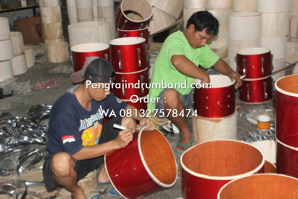 28jual alat drumband alat marchingband 081327578474 proses produksi