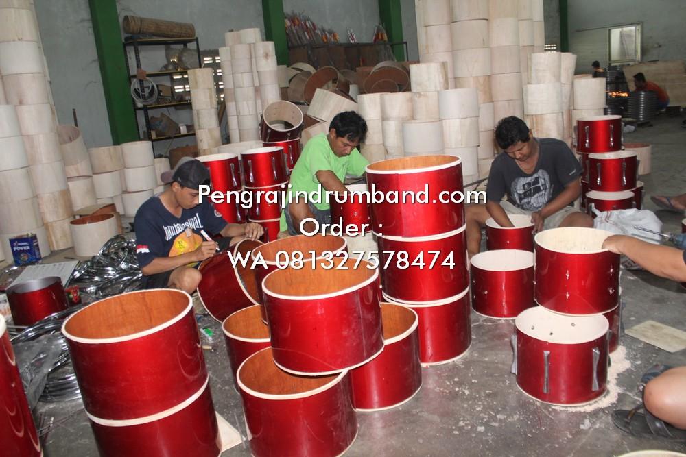 29jual alat drumband alat marchingband 081327578474 proses produksi