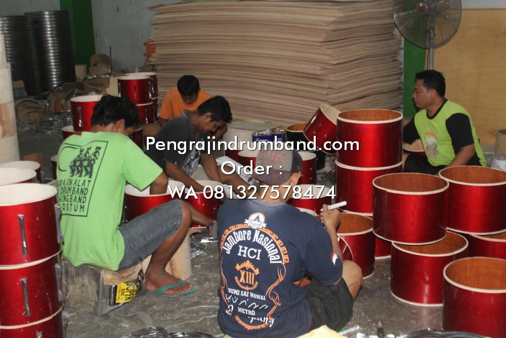 30jual alat drumband alat marchingband 081327578474 proses produksi