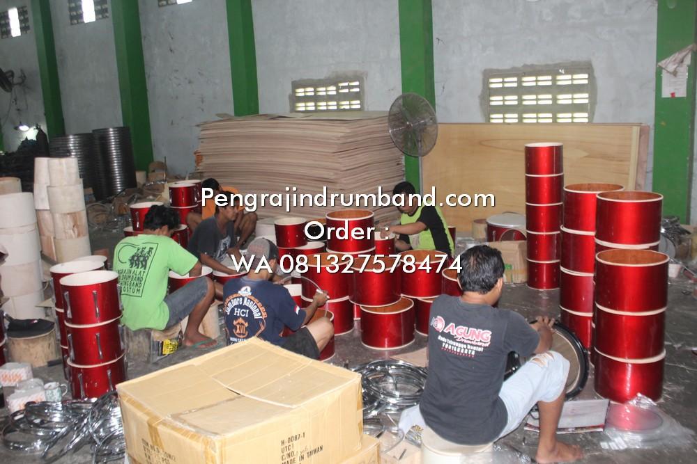 31jual alat drumband alat marchingband 081327578474 proses produksi