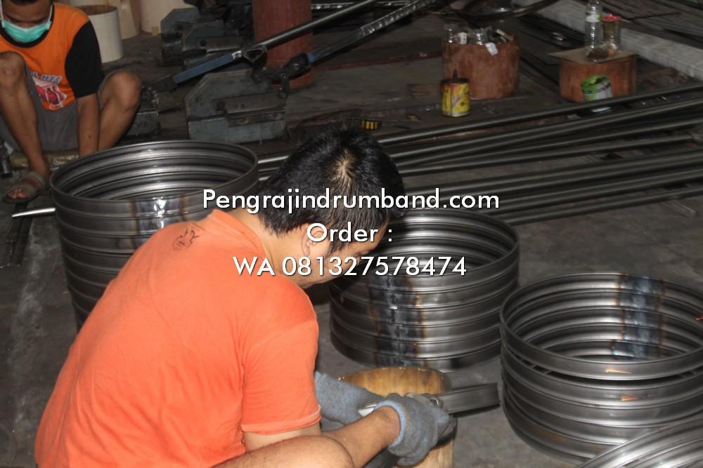 32jual alat drumband alat marchingband 081327578474 proses produksi