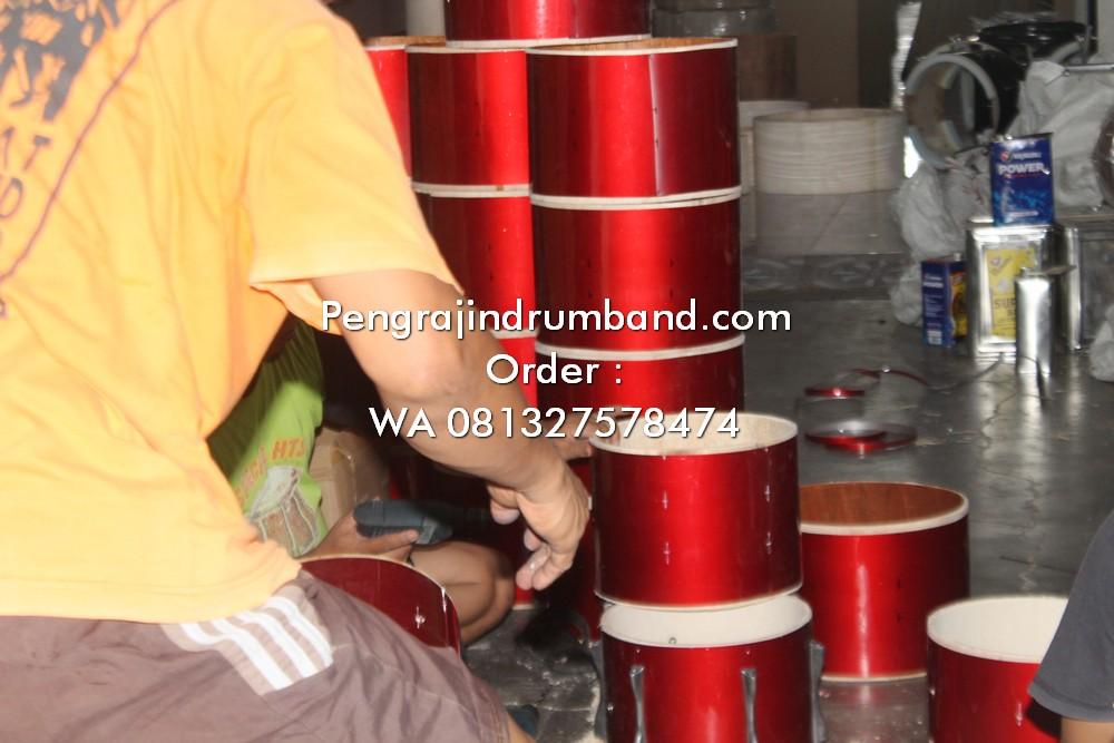 35jual alat drumband alat marchingband 081327578474 proses produksi
