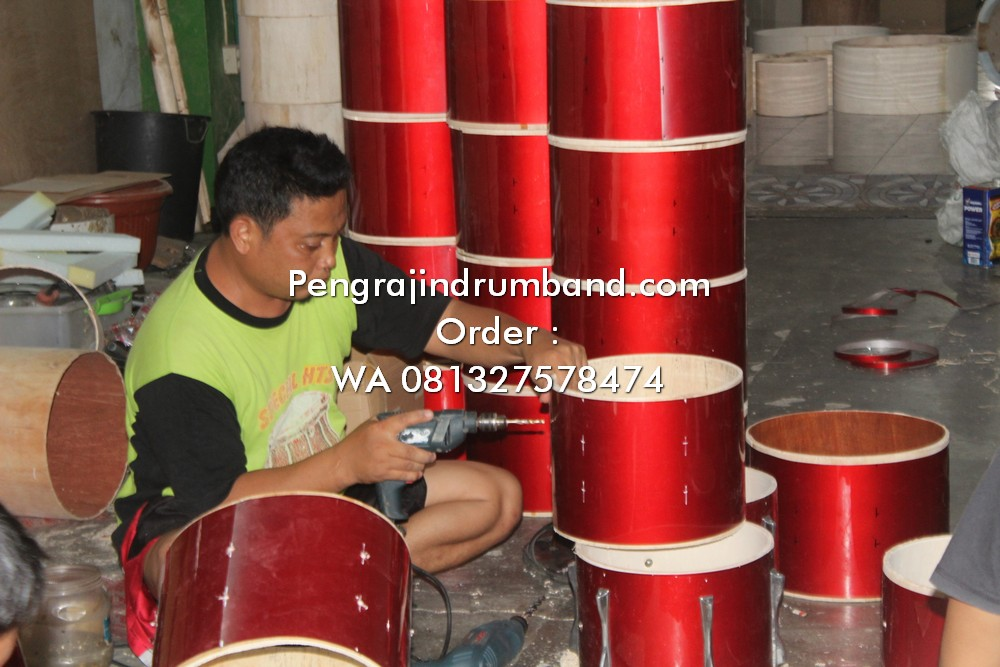 36jual alat drumband alat marchingband 081327578474 proses produksi