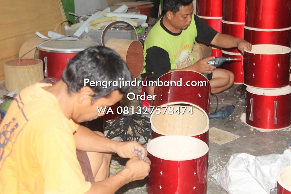 37jual alat drumband alat marchingband 081327578474 proses produksi