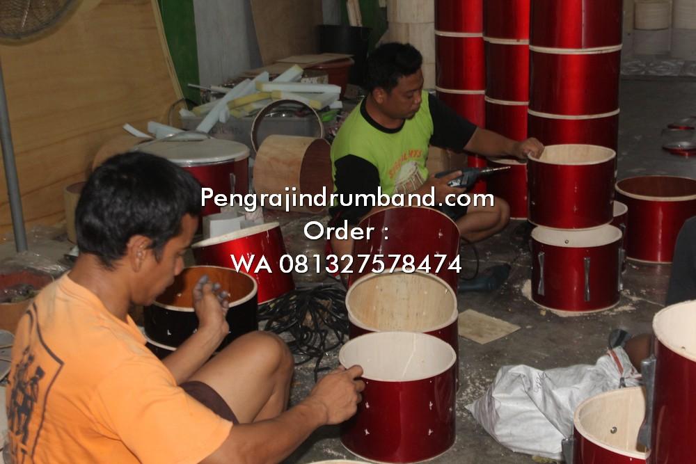 38jual alat drumband alat marchingband 081327578474 proses produksi