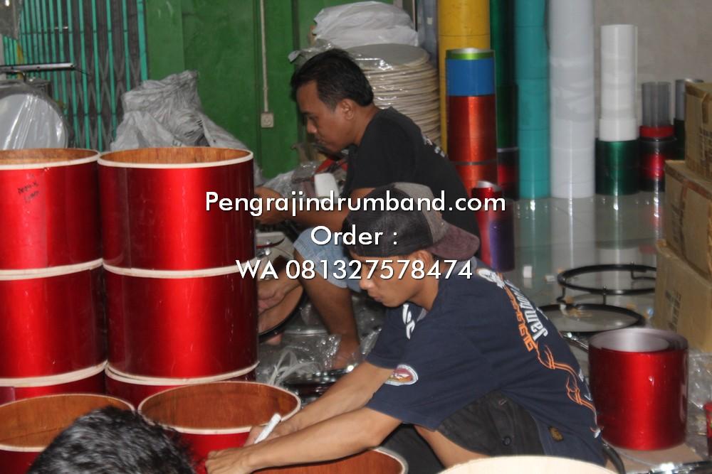 39jual alat drumband alat marchingband 081327578474 proses produksi