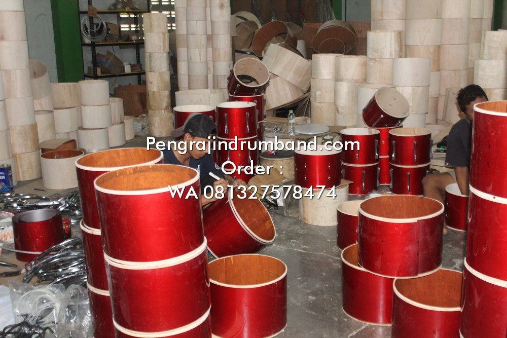 44jual alat drumband alat marchingband 081327578474 proses produksi