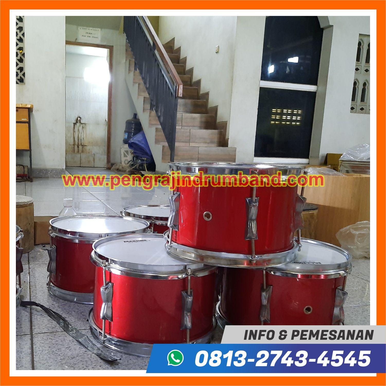 Harga seperangkat drumband dan marchingband