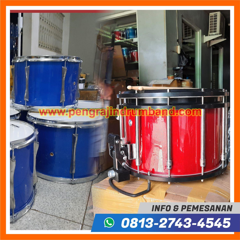 perbedaan drumband dan marchingband